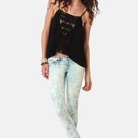 Dittos Jessica Storm Acid-Washed Jeggings