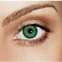 iColor Complete Contact Lenses - Sea Green