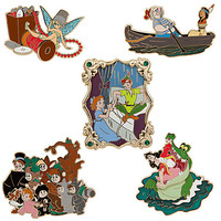 Disney Peter Pan Pin Set - 5-Pc. - 60th Anniversary | Disney Store