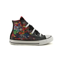 YouthTween Converse All Star Teen Titan Athletic Shoe, BlackTeen Titans  Journeys Kidz