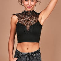 Lace Vixen Top | Lace Tops at Pink Ice