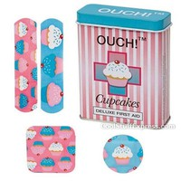 Ouch! Cupcake Bandages