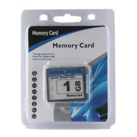 1GB CF Compact Flash Speicherkarte (cmc023) - US&amp;#36;13.77
