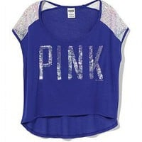 Dolman Tee - PINK - Victoria&#x27;s Secret