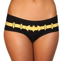 Amazon.com: Batman Logo Glow in the Dark 3 Pack Hipster Briefs (Juniors X-Large): Clothing