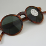 Vintage Deadstock ROUND/CIRCLE FRAME Sunglasses by VintageSunnys
