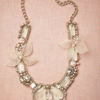 Plumeria Blossoms Necklace