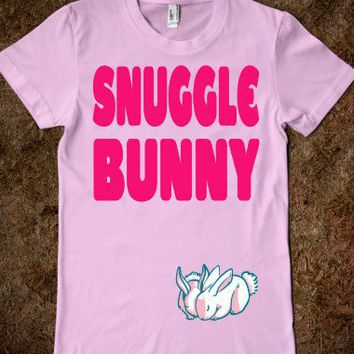 Snuggle Bunny (Slim-Fit) - Valentines for Valentines