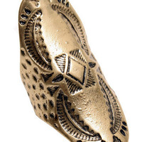 GYPSY WARRIOR - Warrior Shield Ring