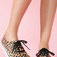Leopard Sneaker