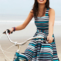 dELiAs &gt; Nautical Stripe Dress &gt; clothes &gt; dresses &gt; pattern