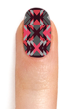 The Secession Rocks Nail Wrap : ncLA : Karmaloop.com - Global Concrete Culture