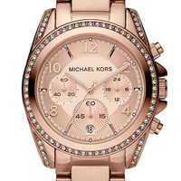 Michael Kors 'Blair' Chronograph Watch | Nordstrom