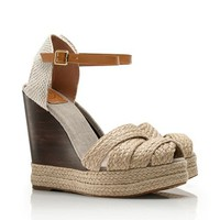 Georgie Wedge Espadrille