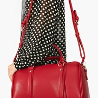 Parker Tote Bag - Red
