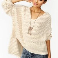 Cambridge Knit - Cream