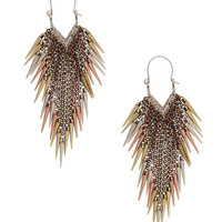 Spiked Drop Earrings | FOREVER21 - 1000037483