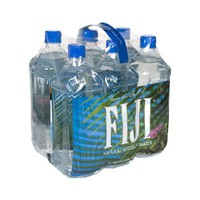 Fiji Natural Artesian Water, 33.81-Ounce Bottles (Pack of 12)