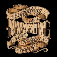 $20.00 Everything is Amazing 10x10 print by bsmithereens on Etsy