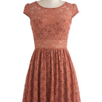 Cinnamon and Nice Dress | Mod Retro Vintage Dresses | ModCloth.com