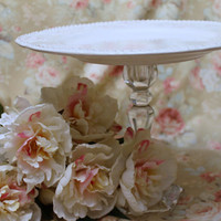 Cake Stand Pedestal Wedding Showers by RetroGretchen