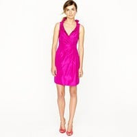 Women's dresses - solid - Blakely dress in silk taffeta - J.Crew