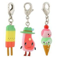 &quot;let&#x27;s hang&quot; zipper pulls