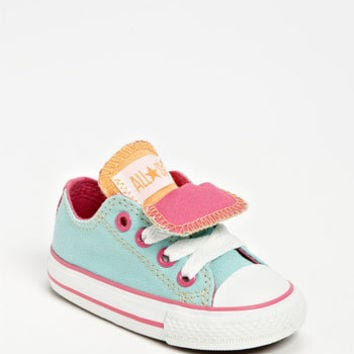 Converse Chuck Taylor® Double Tongue Sneaker (Baby, Walker & Toddler) | Nordstrom