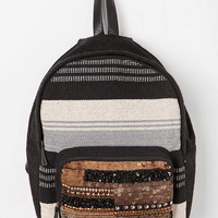 Urban Outfitters - Ecote Mixed Fortune Backpack