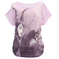Disney Villains Fashion Maleficent Tee for Women