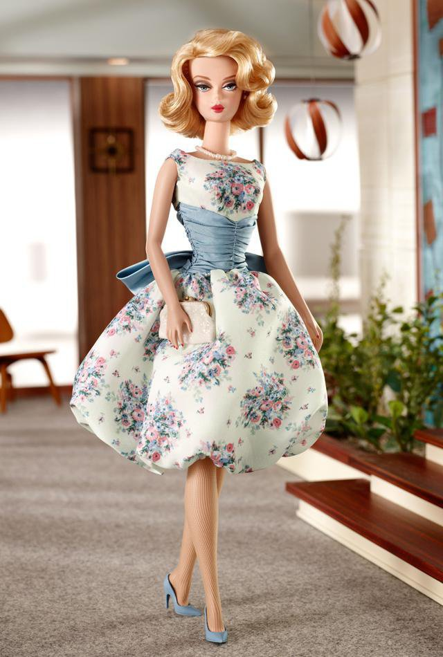 Mad Men Betty Draper | Barbie Collector
