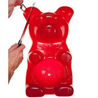26-Pound Party Gummy Bear - FindGift.com