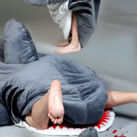Chumbuddy - Shark Sleeping Bag Miscellaneous Collectibles