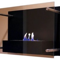 One Kings Lane - Nu-Flame - Radia Wall Mounted Fireplace