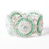 Chantilly Filigree Bracelet