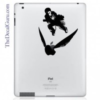 Harry Potter Quidditch iPad Decal