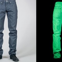 Glow In The Dark Jeans
