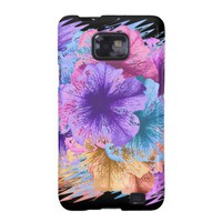Violets Gone Wild Samsung Galaxy Case from Zazzle.com