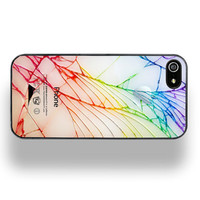 Cracked Out iPhone 4/4S Case by ZERO GRAVITY by ShopZeroGravity