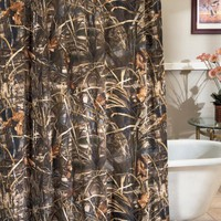 Realtree Max-4 Shower Curtain