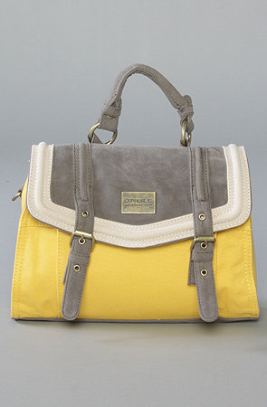 The Laney Bag in Gray : ONeill : Karmaloop.com - Global Concrete Culture