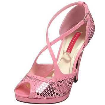 Bordello by Pleaser Women's Siren-07SQ Sandal