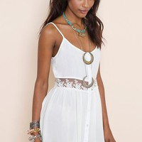 Field Day Dress - Ivory