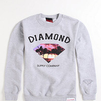 Diamond Supply Co Paradise Crew Fleece at PacSun.com