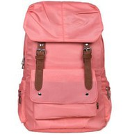 Amazon.com: PINK Soft Nylon Backpack School Bag!Great Quality,Waterproof and Silky Feeling Materials!: Everything Else