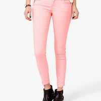 Colored Skinny Jeans | FOREVER 21 - 2031648362