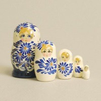 Amazon.com: 5 Piece Nesting Doll - 3.7 inch: Home & Kitchen