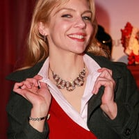 Rhinestone Statement Necklace, As seen at the GBK 2013 Golden Globes Celebrity Gift Lounge