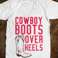 Cowboy boots - JD's Boutique