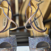 Swarovski Crystal Pumps